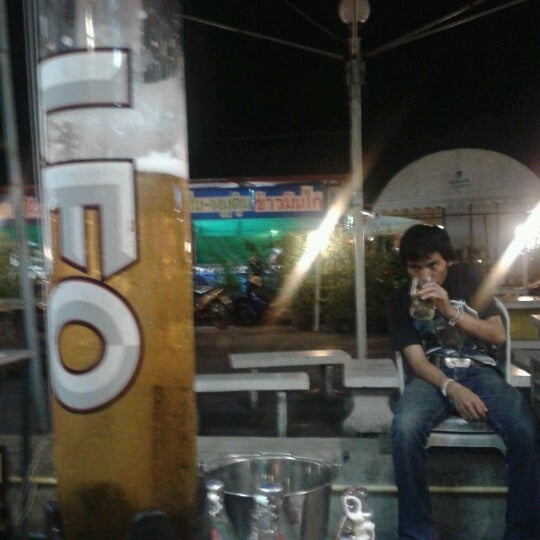 Photo taken at ร่มไทร หมูกระทะ by Suchanon S. on 7/11/2012