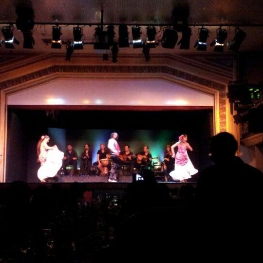 Photo taken at Palacio del Flamenco by Gzdinc on 8/31/2012
