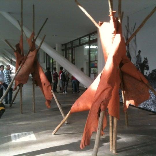 Foto tirada no(a) Museu Afrobrasil por Gustavo D. em 5/19/2012