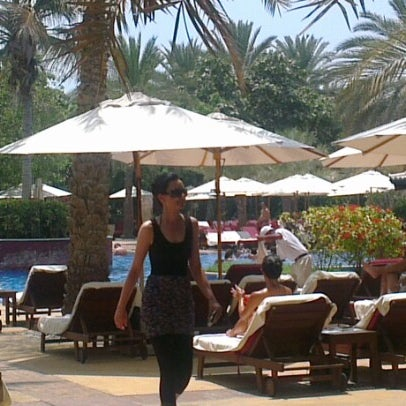 Photo taken at Habtoor Grand Resort, Autograph Collection by Maya G. on 6/29/2012