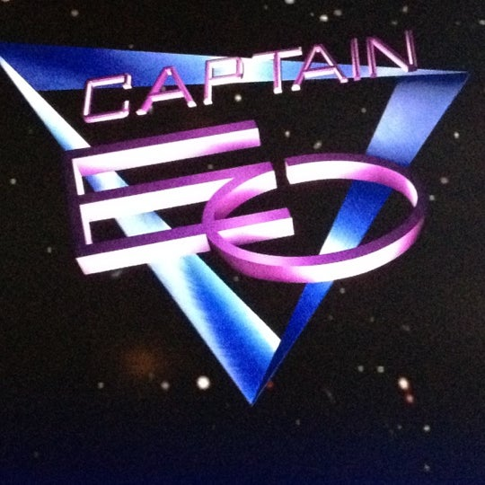 Photo taken at Captain EO by Nick G. on 8/17/2012