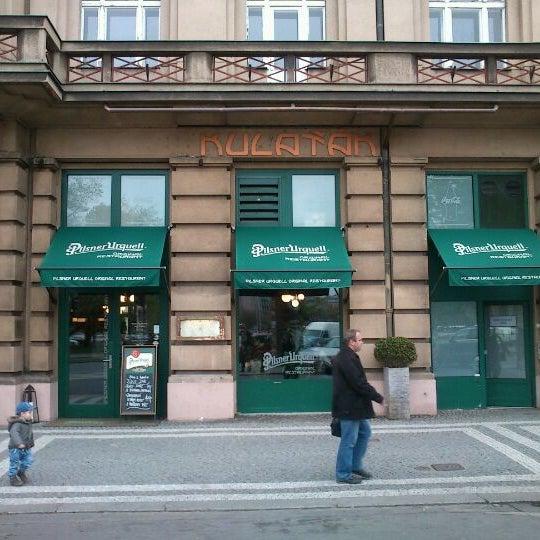 Photo taken at Kulaťák by Adam J. on 4/24/2012