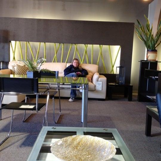 Photo Taken At Eurolife Furniture By Scott F. On 2/20/2012