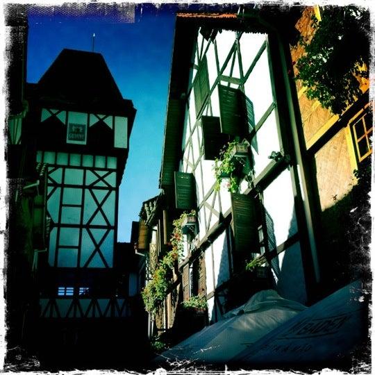 Foto tirada no(a) Boulevard Geneve por Fernando M. em 6/17/2012