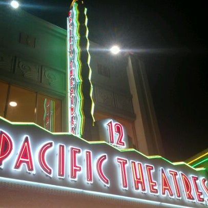 Photo taken at Pacific Theaters Culver Stadium 12 by Anthony C. on 4/14/2012