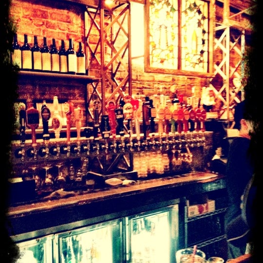 Photo taken at Hopleaf Bar by Leticia G. on 7/9/2012