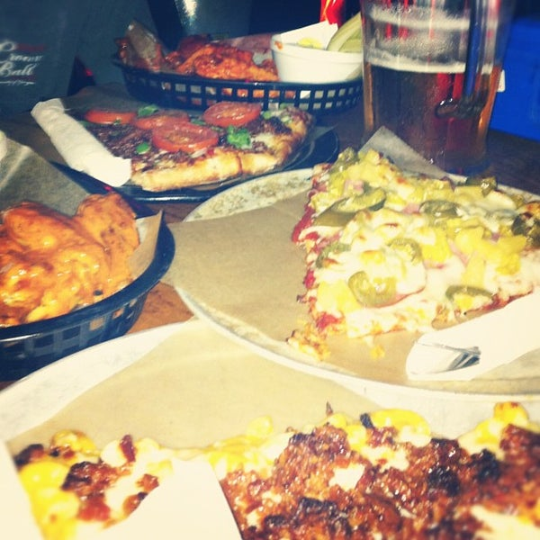Photo taken at Jack's Pizza & Wings by Robert W. on 4/20/2012