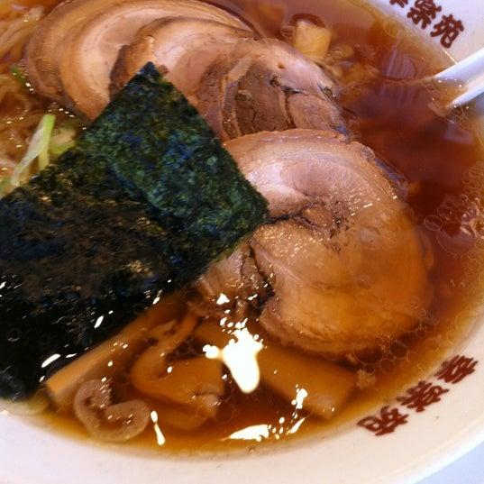 8/19/2012 tarihinde Jun I.ziyaretçi tarafından 幸楽苑 東大和店'de çekilen fotoğraf
