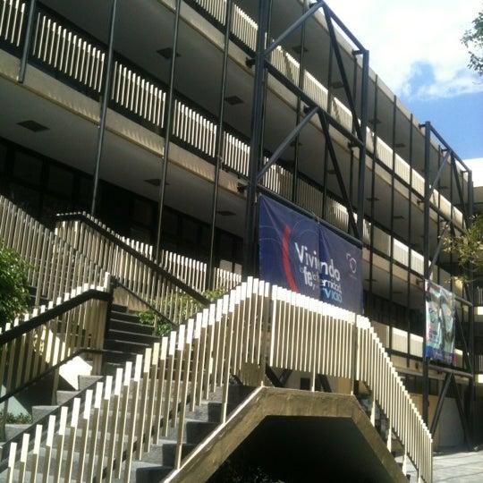 5/31/2012 tarihinde albertoandraderziyaretçi tarafından Universidad La Salle'de çekilen fotoğraf