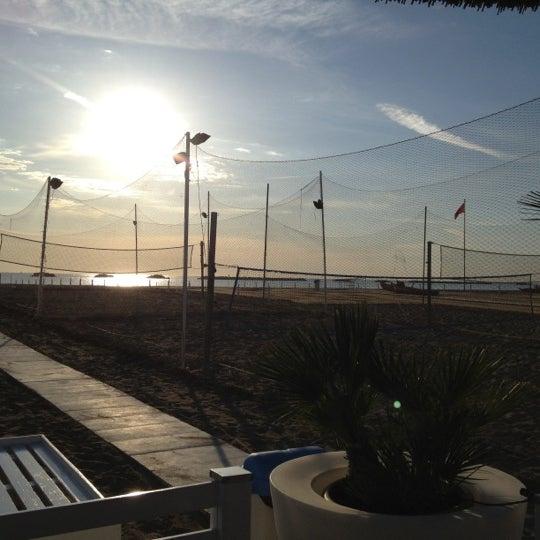Foto scattata a Bagno Adriatico 62 da Leonard B. il 5/5/2012