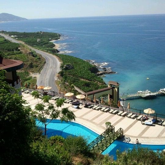 7/5/2012 tarihinde Vladan S.ziyaretçi tarafından Utopia World Hotel'de çekilen fotoğraf