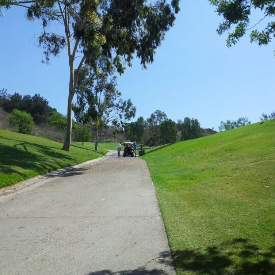 Photo taken at The Clubhouse at Anaheim Hills Golf Course by Sol K. on 8/7/2012
