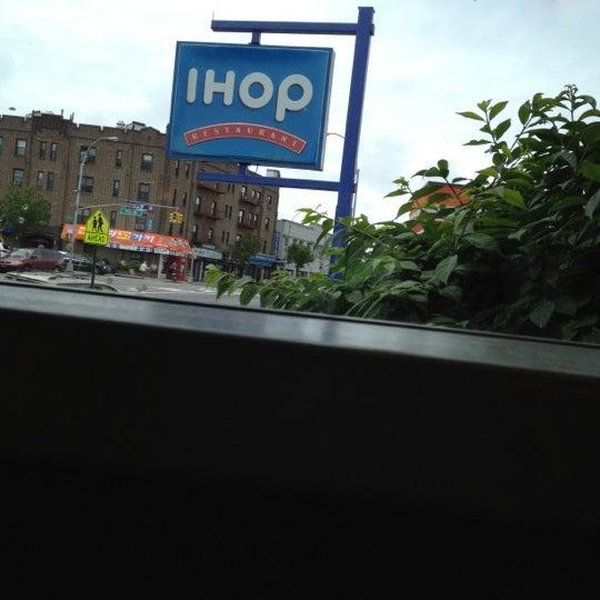 Photo taken at IHOP by Caroline P. on 5/22/2012