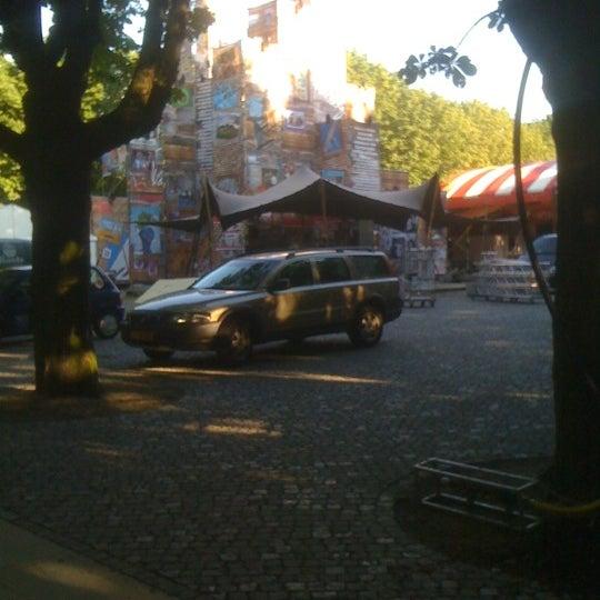 Photo taken at Festivalplein Theaterfestival Boulevard by Jessy V. on 8/1/2012