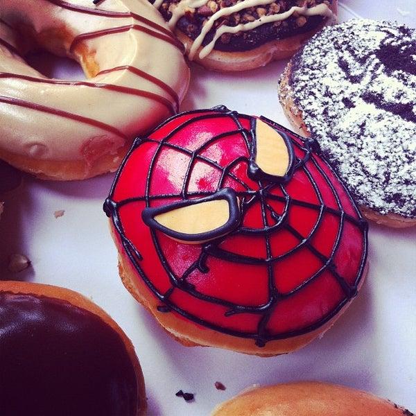 Photo taken at Krispy Kreme by Edward Caine A. on 6/29/2012