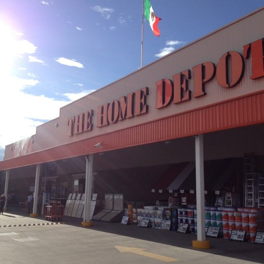 The home depot pachuca hidalgo for Home depot productos