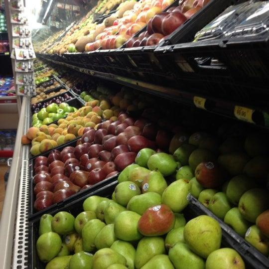 Photo taken at Superama by Pedro E. on 4/24/2012