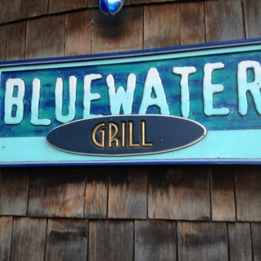Blue water grill 11 w genesee st - Blue water bar and grill ...