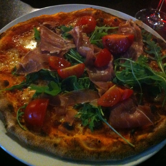 Photo taken at Very Italian Pizza by Nicola B. on 6/21/2012