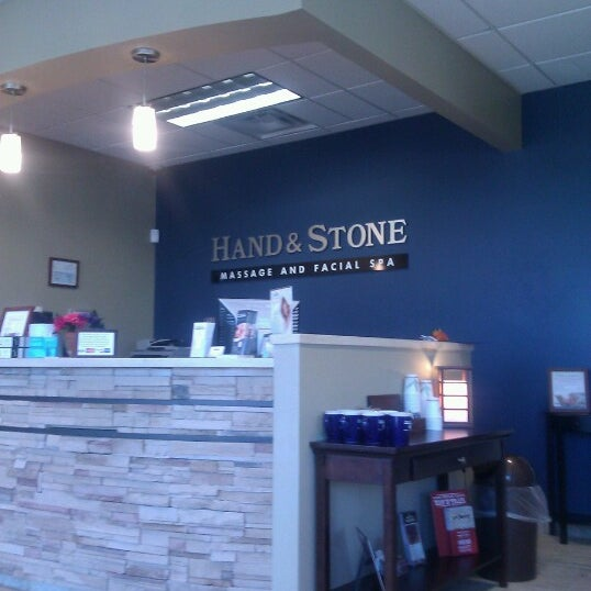 Hand & Stone Massage and Facial Spa - 4 tips from 75 visitors