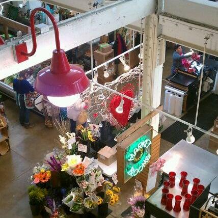 Photo taken at North Market by Jennie K. on 2/5/2012