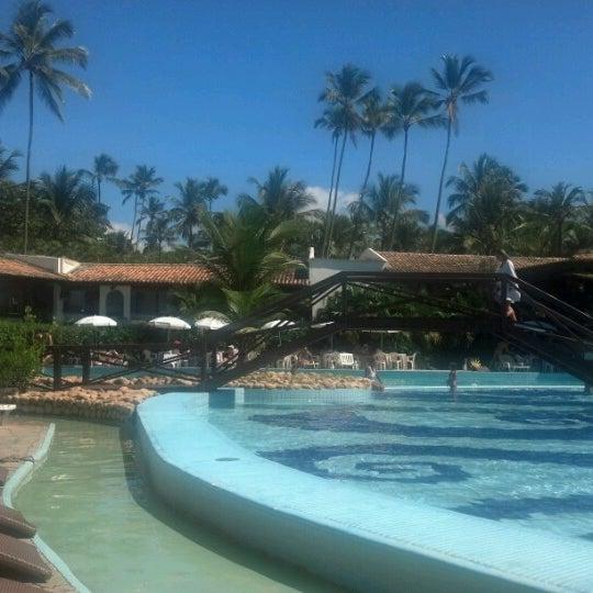 Foto tirada no(a) Cana Brava Resort por Alvaro R. em 7/28/2012