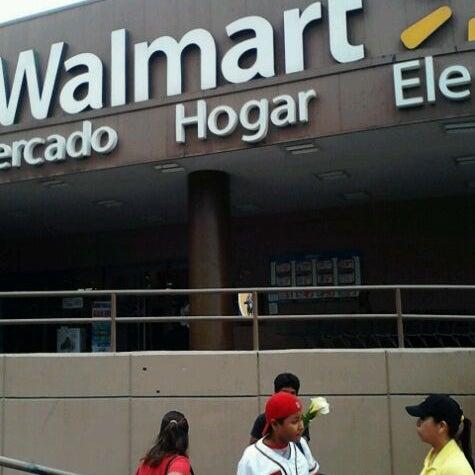 Walmart - Hipermercado en Jalapa