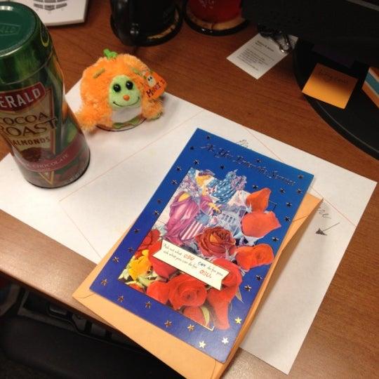 7/3/2012 tarihinde Jeffrey S.ziyaretçi tarafından Classroom Building'de çekilen fotoğraf