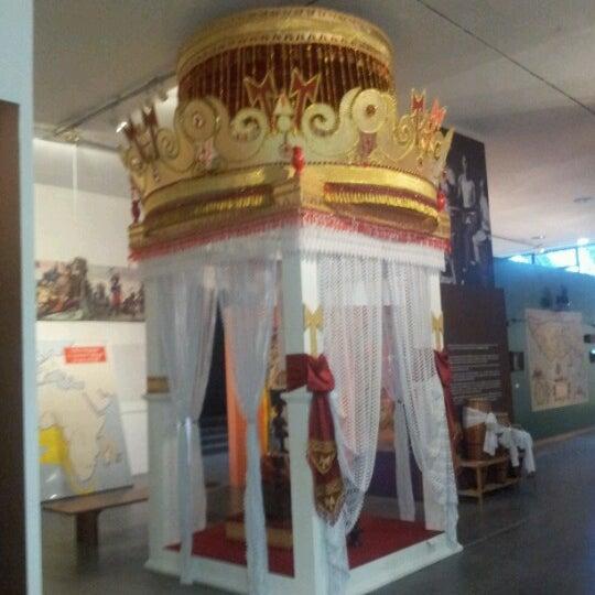 Foto tirada no(a) Museu Afrobrasil por Fernanda G. em 7/13/2012