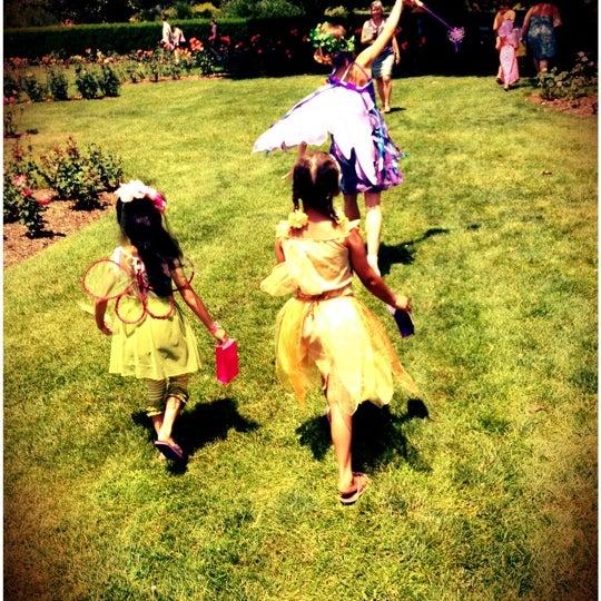 Photo taken at Hershey Gardens by William John R. on 6/16/2012