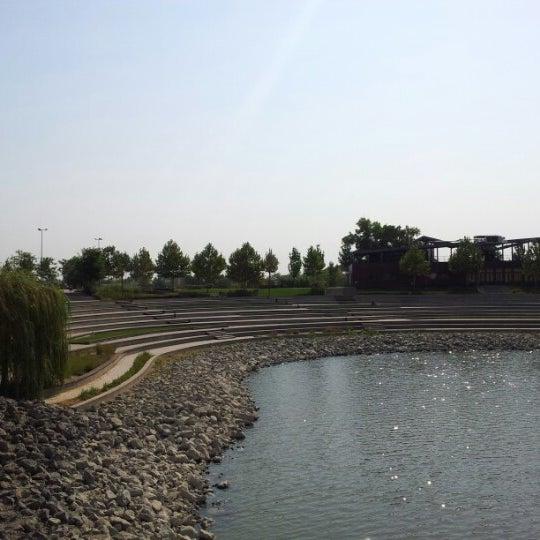 Foto tomada en Kopaszi-gát por Krisztian K. el 8/26/2012