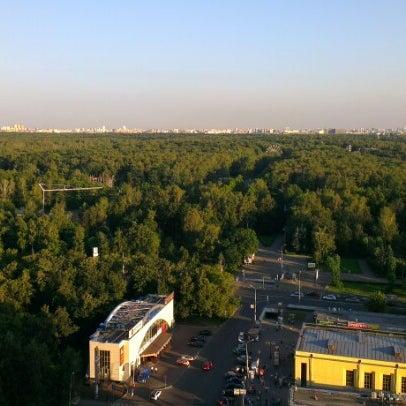 Снимок сделан в Измайлово «Альфа» пользователем Виталий Щ. 8/2/2012