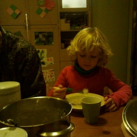 Photo taken at Breakfast Table by Elza v. on 2/13/2012