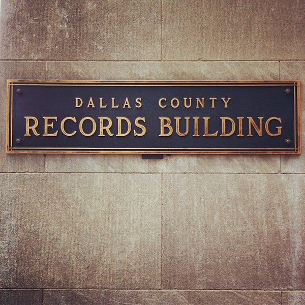 Dallas County Records Building