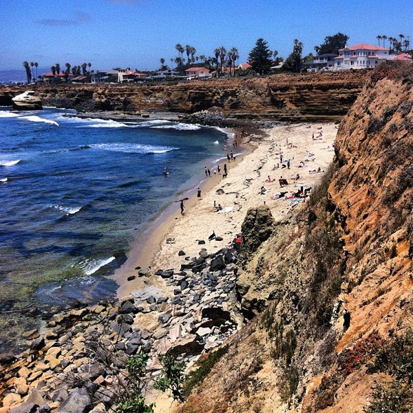 Foto tirada no(a) Sunset Cliffs Natural Park por david b. em 6/30/2012