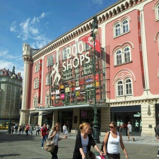 Photo taken at Palladium by Karel V. on 7/14/2012