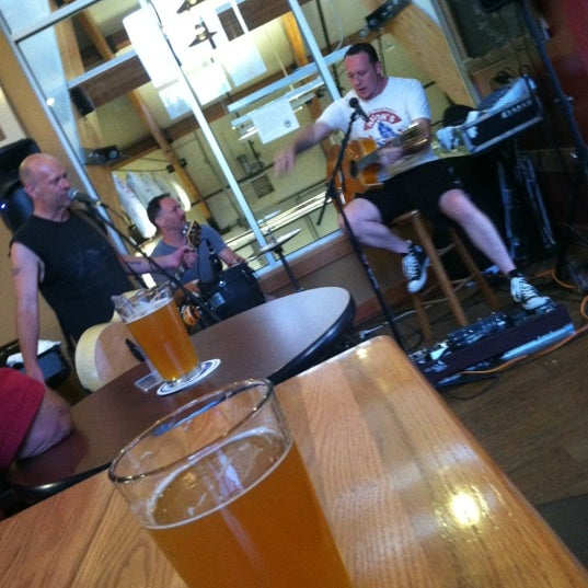 Photo taken at Blackfoot River Brewing Company by TJ L. on 8/27/2012