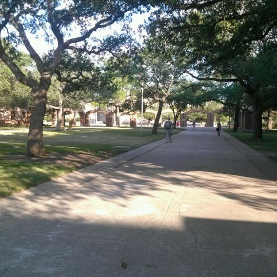 Photo taken at The Quad by Kalani H. on 4/23/2012