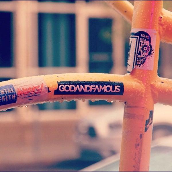Photo taken at HandleBar by Chris G. on 9/5/2012