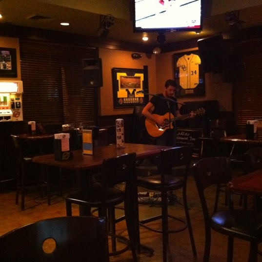 Photo taken at Red Ox Tavern by Carlo F. on 5/30/2012