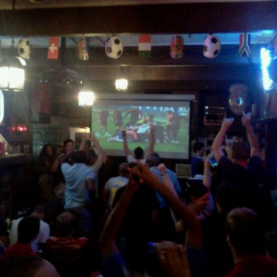 Photo taken at The Richmond Arms Pub by Andy L. on 5/19/2012