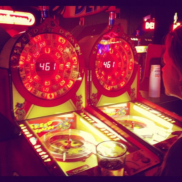 Photo taken at Dave & Buster's by Brian H. on 4/8/2012