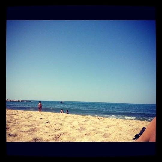 7/4/2012 tarihinde Gokce B.ziyaretçi tarafından Karaburun Plajı'de çekilen fotoğraf