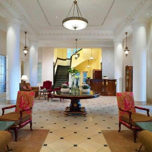 Das Foto wurde bei Hotel Fürstenhof von Christian K. am 2/14/2012 aufgenommen