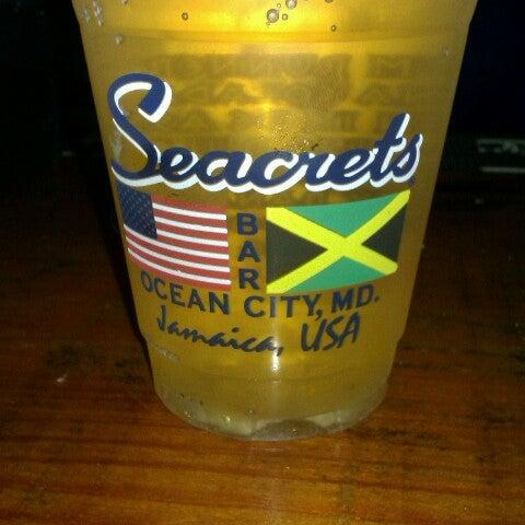 Photo taken at Seacrets Jamaica USA by kalia s. on 7/20/2012