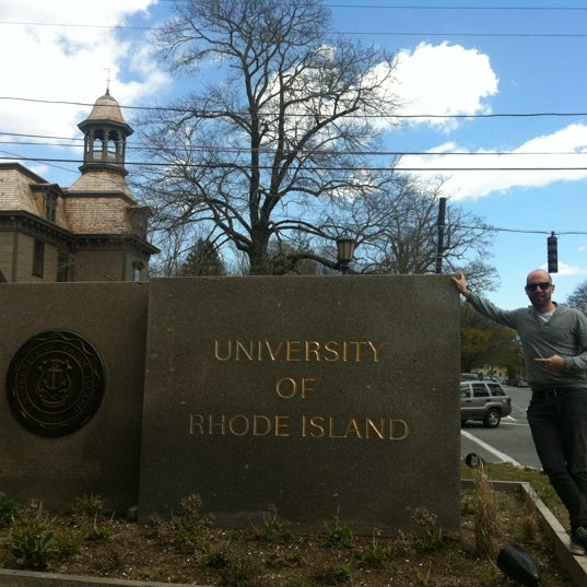 University Of Rhode Island Student Tours