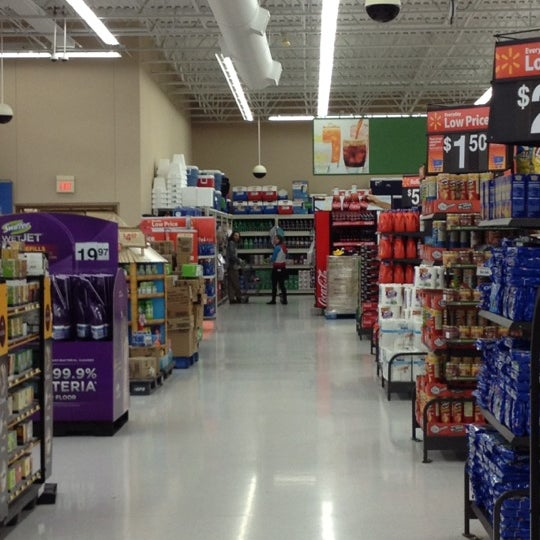 Photo taken at Walmart Supercenter by Adam S. on 4/11/2012