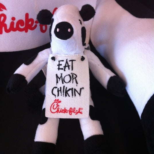 Photo taken at Chick-fil-A by Walt on 6/11/2012