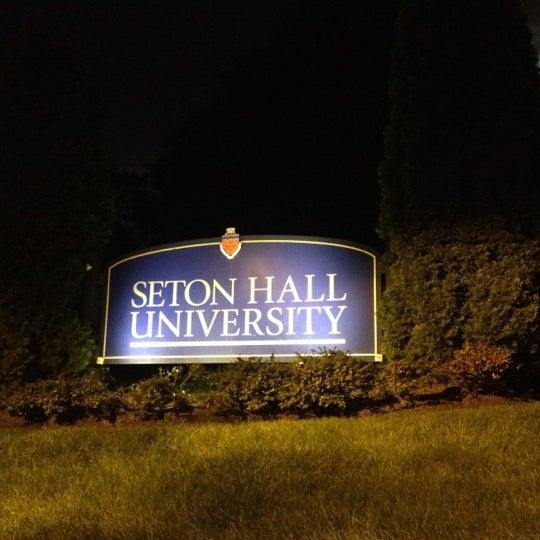 Seton Hall University Tours