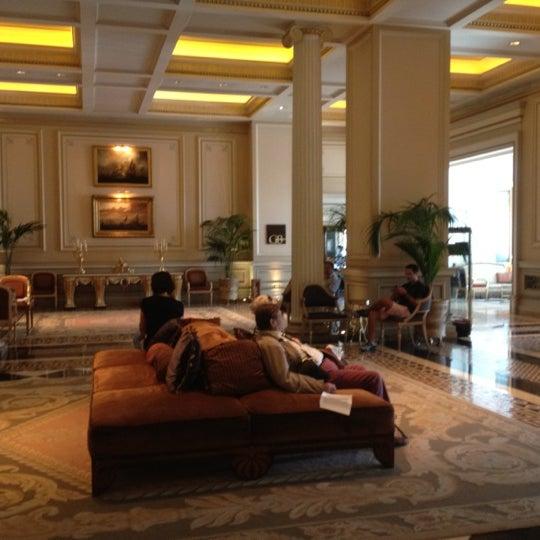 Photo taken at Hotel Grande Bretagne by Egor G. on 7/5/2012